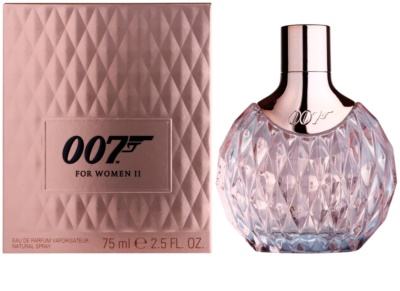 James Bond 007 James Bond 007 For Women II Eau de Parfum para mulheres