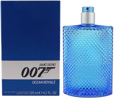 James Bond 007 Ocean Royale eau de toilette para hombre