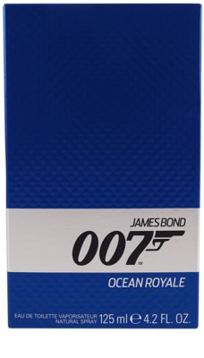 James Bond 007 Ocean Royale Eau de Toilette para homens 4