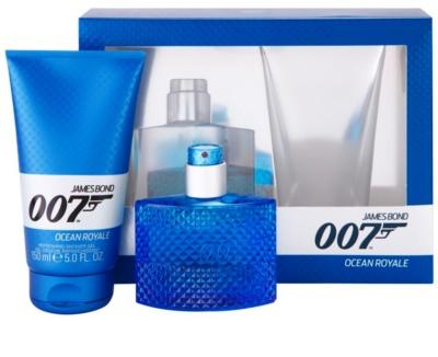 James Bond 007 Ocean Royale coffret presente