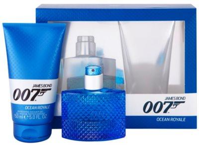 James Bond 007 Ocean Royale darilni set