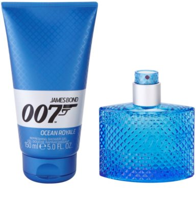 James Bond 007 Ocean Royale Geschenkset 1