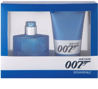 James Bond 007 Ocean Royale Geschenkset 2