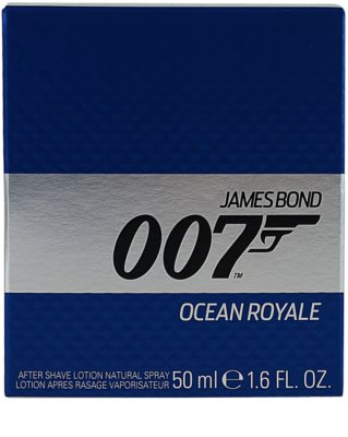 James Bond 007 Ocean Royale after shave pentru barbati 4