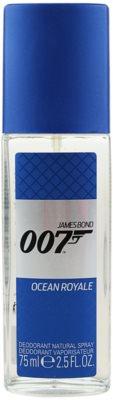 James Bond 007 Ocean Royale desodorizante vaporizador para homens