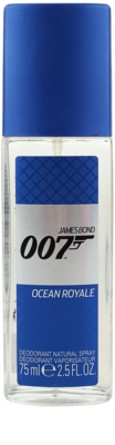 James Bond 007 Ocean Royale Perfume Deodorant for Men