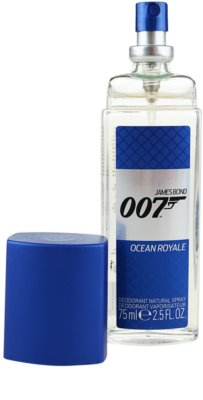 James Bond 007 Ocean Royale Perfume Deodorant for Men 1