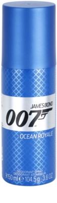 James Bond 007 Ocean Royale дезодорант за мъже