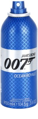 James Bond 007 Ocean Royale дезодорант за мъже 1