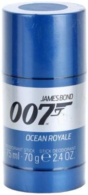 James Bond 007 Ocean Royale desodorante en barra para hombre