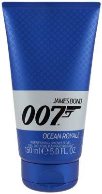 James Bond 007 Ocean Royale gel za prhanje za moške