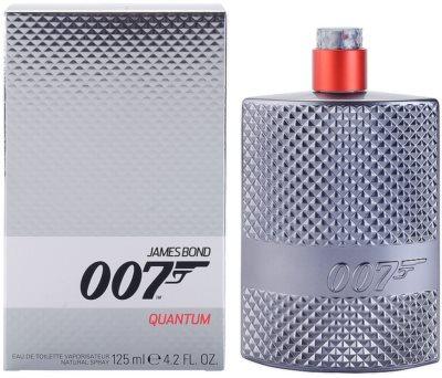 James Bond 007 Quantum eau de toilette férfiaknak