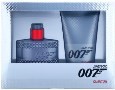 James Bond 007 Quantum ajándékszettek
