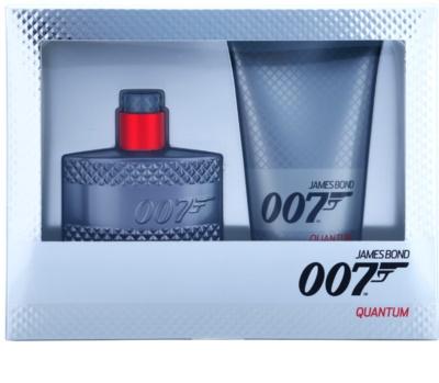 James Bond 007 Quantum Geschenksets