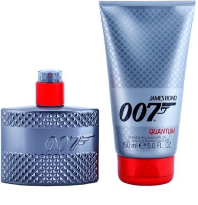 James Bond 007 Quantum zestawy upominkowe 2