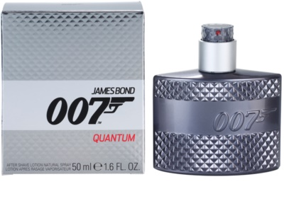 James Bond 007 Quantum after shave para homens