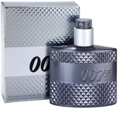 James Bond 007 Quantum loción after shave para hombre 1