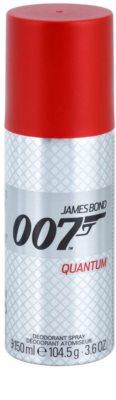 James Bond 007 Quantum deodorant Spray para homens