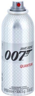 James Bond 007 Quantum dezodor férfiaknak 1