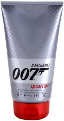 James Bond 007 Quantum gel de ducha para hombre