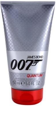 James Bond 007 Quantum gel za prhanje za moške