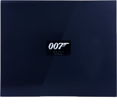 James Bond 007 Seven Intense coffret presente 1
