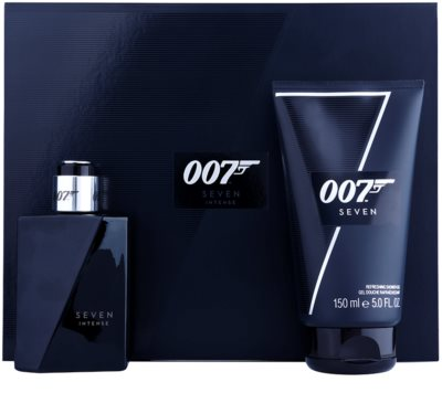 James Bond 007 Seven Intense coffret presente