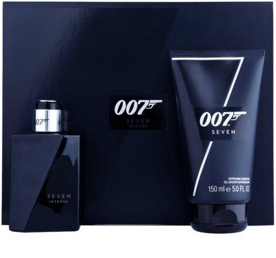 James Bond 007 Seven Intense zestaw upominkowy