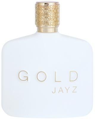 Jay Z Gold Eau de Toilette pentru barbati 3