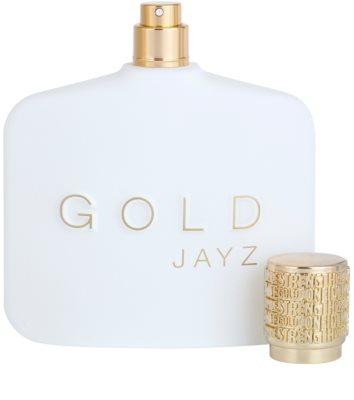 Jay Z Gold Eau de Toilette pentru barbati 4