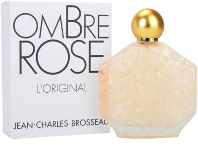 Jean Charles Brosseau Ombre Rose eau de toilette para mujer 1