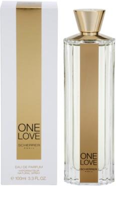 Jean-Louis Scherrer  One Love eau de parfum nőknek