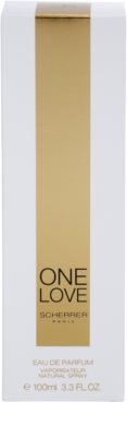 Jean-Louis Scherrer  One Love eau de parfum nőknek 4