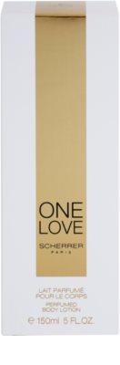 Jean-Louis Scherrer  One Love testápoló tej nőknek 2