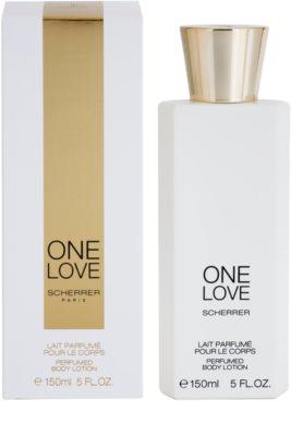 Jean-Louis Scherrer  One Love losjon za telo za ženske