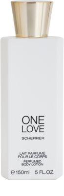 Jean-Louis Scherrer  One Love testápoló tej nőknek 1
