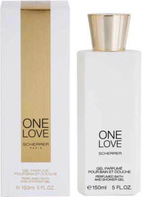 Jean-Louis Scherrer  One Love gel de ducha para mujer
