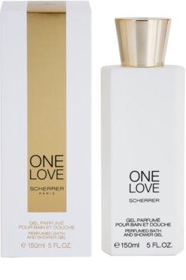 Jean-Louis Scherrer  One Love gel de dus pentru femei