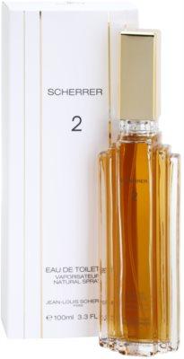Jean-Louis Scherrer  Scherrer 2 eau de toilette para mujer 1