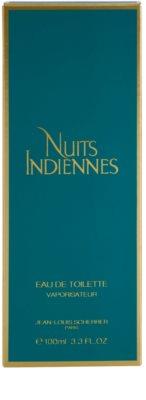 Jean-Louis Scherrer  Nuits Indiennes Eau de Toilette für Damen 4