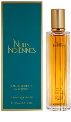 Jean-Louis Scherrer  Nuits Indiennes Eau de Toilette pentru femei