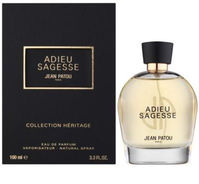 Jean Patou Adieu Sagesse parfumska voda za ženske