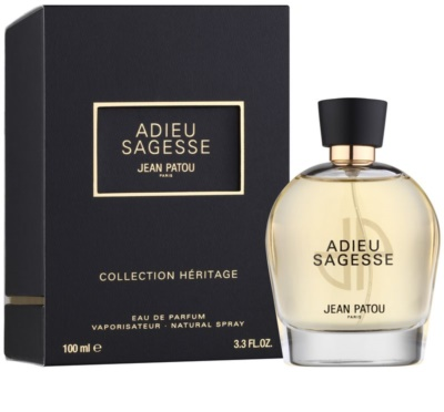 Jean Patou Adieu Sagesse Eau de Parfum für Damen 1
