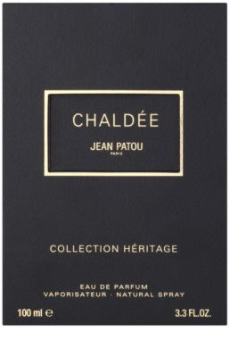 Jean Patou Chaldee eau de parfum para mujer 4