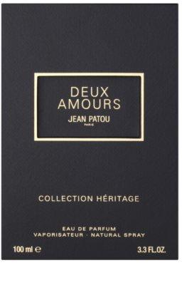 Jean Patou Deux Amours eau de parfum para mujer 4