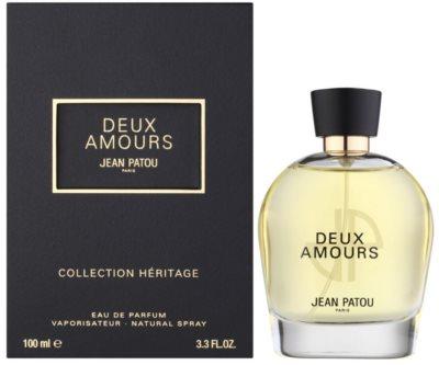 Jean Patou Deux Amours eau de parfum para mujer