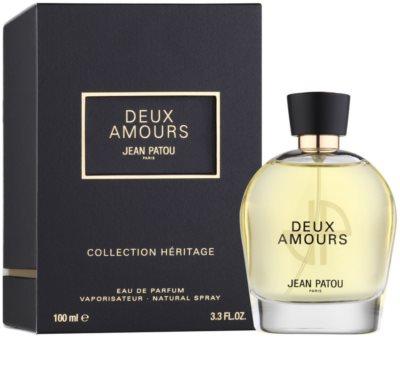 Jean Patou Deux Amours eau de parfum para mujer 1
