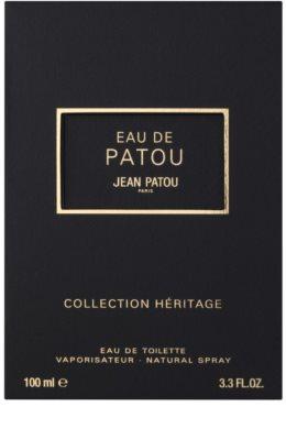 Jean Patou Eau de Patou eau de toilette unisex 4