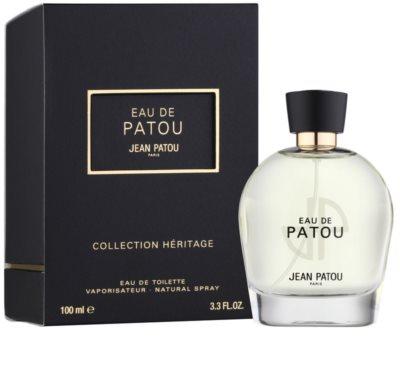 Jean Patou Eau de Patou eau de toilette unisex 1