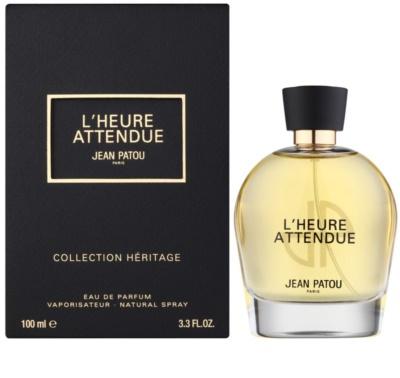 Jean Patou L'Heure Attendue eau de parfum nőknek